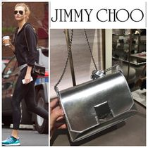 SALE!!【Jimmy Choo】LOCKETT CROSSBODY★ポシェット★チェーン