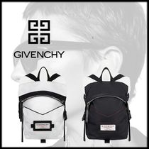 【GIVENCHY】 新作 DOWNTOWNナイロンバックパック 全2色