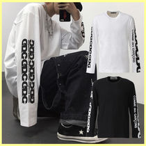 COMME des GARCONS(コムデギャルソン) Tシャツ・カットソー COMME des GARCONS CDG ロゴ ロングスリーブ 長袖 Tシャル