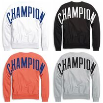 【Champion】Oversized Arch Logo スウェット★大人気★