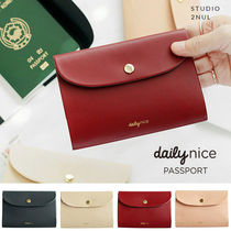 [2nul] Daily Nice Passport Cover/パスポートケース