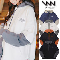 [WV PROJECT] TWO PATH  HOODIE★男女共用★