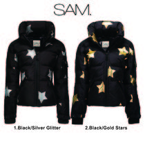 【SAM NEW YORK】★日本未入荷★GIRLS STAR FREESTYLE