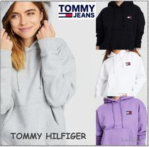 ★Tommy Hilfiger★Tommy Jeans オーバーサイズロゴフーディ4色