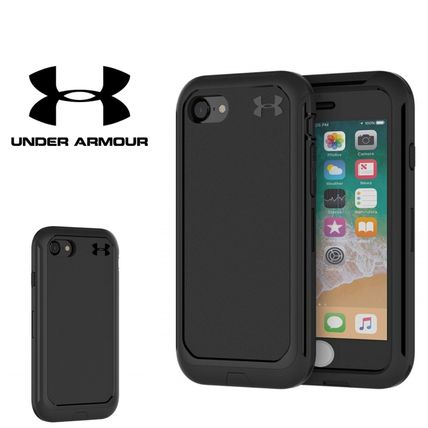 UNDER ARMOUR  スマホケース・テックアクセサリー 限定数量/SALE◆Under Armour UA Protect Ultimate◆iPhone8