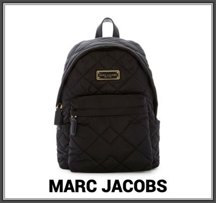 MARC JACOBS バックパック・リュック ◆◇MARC JACOBS◇◆キルティング ナイロン バックパック