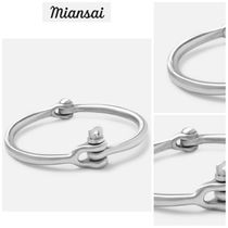 【Justin Bieber愛用】Reeve Cuff, Brushed Sterling Silver