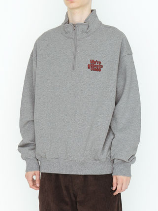 thisisneverthat トップスその他 Thisisneverthat GOING TO CLASS ZIP PULLOVER NE2148 追跡付(4)
