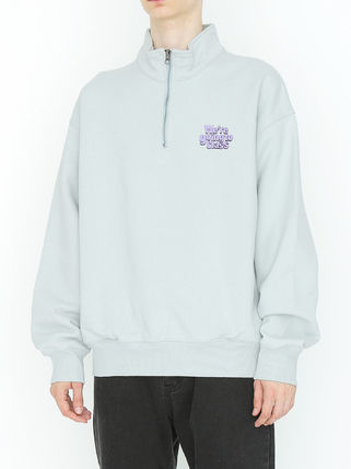 thisisneverthat トップスその他 Thisisneverthat GOING TO CLASS ZIP PULLOVER NE2148 追跡付(8)