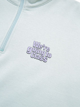 thisisneverthat トップスその他 Thisisneverthat GOING TO CLASS ZIP PULLOVER NE2148 追跡付(11)