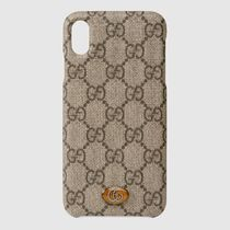 ★GUCCI(グッチ)Ophidia iPhone XS MAX ケース オフィディア