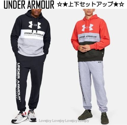 UNDER ARMOUR  セットアップ UA ☆ Performance Originators Fleece 上下セットアップ