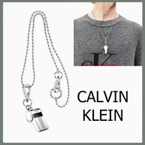 Calvin Klein☆Downtown☆ネックレス Silver