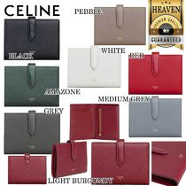 累積売上総額第1位!【CELINE】MEDIUM STRAP WALLET_10B643BFP