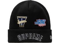 Supreme New Era Championship Beanie AW 19 FW 19 WEEK 8