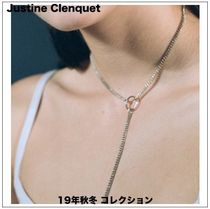 【Justine Clenquet】19年秋冬 NANCY GOLDチョーカー ネックレス
