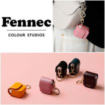 日本未出荷◆Fennec◆LEATHER AIRPODS CASE ◆AIRPODS CASE◆5色