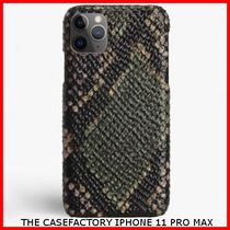 関税送料込☆THE CASEFACTORY☆IPHONE 11 PRO MAX PYTHON
