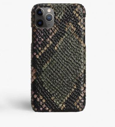 THE CASE FACTORY スマホケース・テックアクセサリー 関税送料込☆THE CASEFACTORY☆IPHONE 11 PRO MAX PYTHON(2)