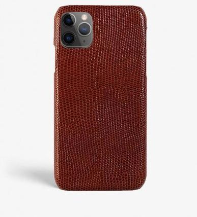 THE CASE FACTORY スマホケース・テックアクセサリー 関税送料込☆THE CASEFACTORY☆IPHONE 11 PRO MAX LIZARD(2)