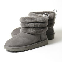 UGG ブーツ W FLUFF MINI QUILTED
