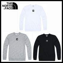 ◆THE NORTH FACE◆ ALLDAY BOX LOGO SWEATSHIRTS 3色
