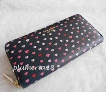 sale! ケイトスペード−sylvia lips slim continental wallet