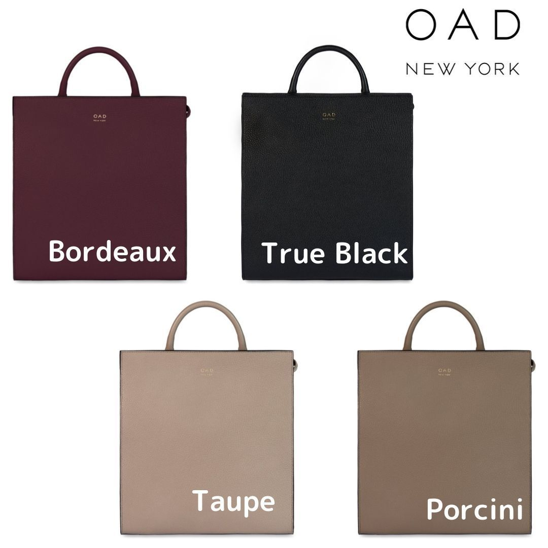 3Way ☆ 送料/関税込【 OAD NEW YORK 】Arc Backpack (OAD NEW YORK/トートバッグ) 48223847