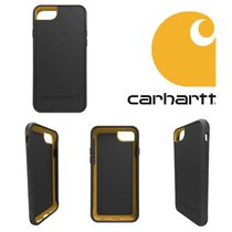 【Carhartt】日本未入荷 UNISEX BULLNOSE iPhone case 6s/ 7 / 8