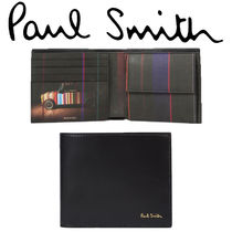 Paul Smith ポールスミス  Men's'Mini'Billfold And Coin Wallet