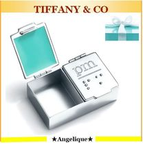TIFFANY★本物志向でSterling Silver AM/PM Pillbox