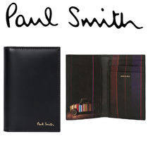 Paul Smith ポールスミス Men's Credit Card Wallet With 'Mini'