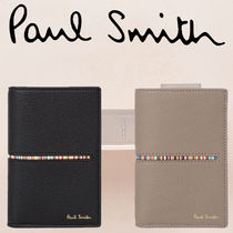 Paul Smithポールスミス'Signature Stripe' Credit Card Wallet