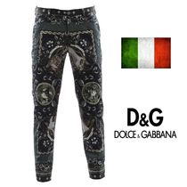 【完売間近】Dolce & gabbana Men  Trousers パンツ