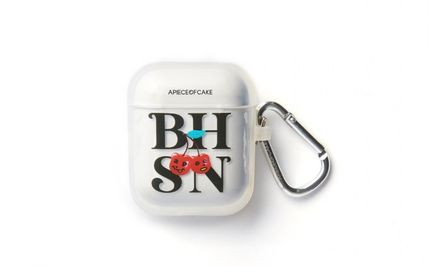 A PIECE OF CAKE スマホケース・テックアクセサリー A PIECE OF CAKE★日本未入荷★BHSN AIRPODS Case(2)