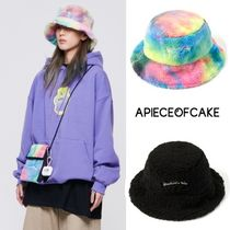 A PIECE OF CAKE(ピースオブケイク) ハット A PIECE OF CAKE★限定販売★男女兼用★SCC Bucket Hat ハット