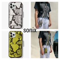 [Sonix]Tres Case Crossbody *iPhoneケース2色