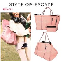 【即納】限定カラー★State of Escape★ESCAPE TOTE★Pink