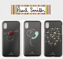 すぐ届く Paul Smith ポール・スミス Drawn by Paul iPhoneケース