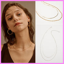 【Hei】two lines chain necklace〜ネックレス★日本未入荷