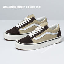 VANS★OLD SKOOL 36 DX★ANAHEIM FACTORY★兼用