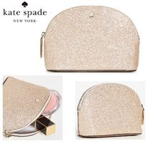 【Kate Spade】Burgess Cour Small Dome コスメティックバッグ