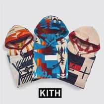 日本未発売!【KITH × PENDLETON】Monday Program HOODIE