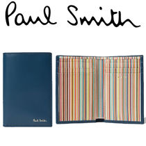 Paul Smith ポールスミス  Men's Signature Stripe Card Wallet