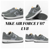 ☆Nike Air Force 1 '07 LV8☆Cool Grey Unisex