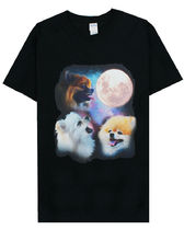 POIMERANIAN DOG T-Shirt ポメラニアンTシャツ Dog Tee