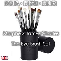 Morphe◆13本セット【Morphe x James Charles】Eye Brush Set