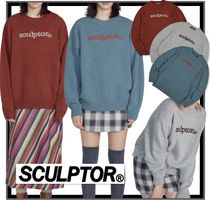 ★イベント/関税込★SCULPTOR★Logo Intarsia Wool Sweater★3色