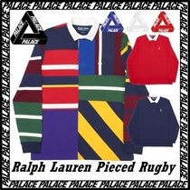 Palace Skateboards(パレススケートボーズ) トップスその他 [パレス] Palace Ralph Lauren Pieced Rugby 2018 AW FW 19