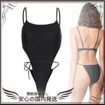 関税込◆Croft high leg swimsuit